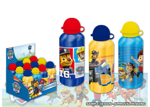 BORRACCIA IN ALLUMINIO PAW PATROL ML500