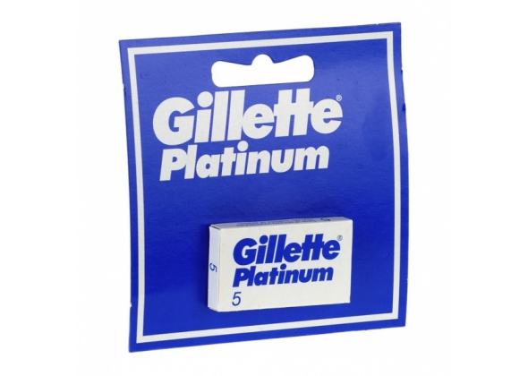GILLETTE PLATINUM (10)
