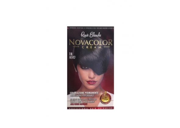 RENEE BLANCHE CREMA COLORANTE 1N NERO (12)