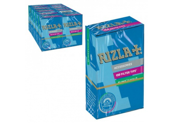 RIZLA FILTRI 6MM (10) (ACCISA 0.54 € )