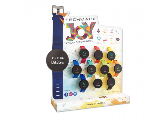 TECHMADE JOY EXPO OROLOGIO SMART WHATCH